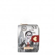 LIFE IN NEW YORK SMALL WALLET