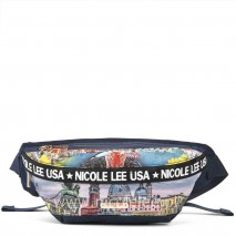 HONEYMOON IN VENEZIA NYLON FANNY PACK