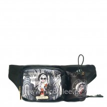 LIFE IN NEW YORK MULTIFUNCTIONAL FANNY PACK