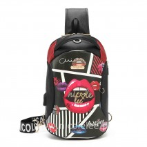 SUGAR LIPS BACKPACK