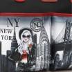 LIFE IN NEW YORK DIAPER BAG