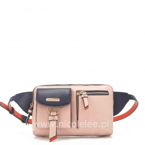 MODERN MULTIFUNCTIONAL FANNY PACK PINK