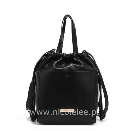 MODERN POUCH BAG BLACK
