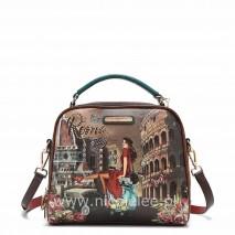 MEMORY OF ROME MESSENGER BAG
