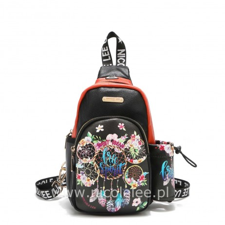 DREAM OF ALL COLORS MULTI-STRAP BACKPACK