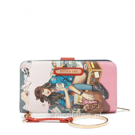 JOURNEY OF STEPHANIE WALLET WITH RFID BLOCKING