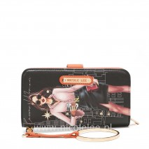 CAREER WOMAN WALLET WITH RFID BLOCKING