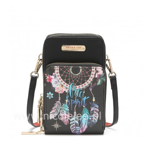 DREAM OF ALL COLORS TOUCH SCREEN PHONE CROSSBODY