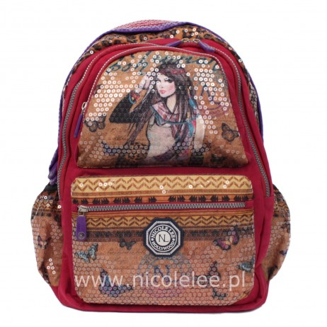 "Hailee ""Sequined"" Backpack"