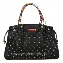 MILANA SHOULDER BAG BLACK