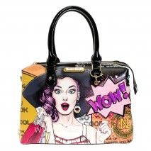 WOW! IT'S LUCY POP ART HANDBAG