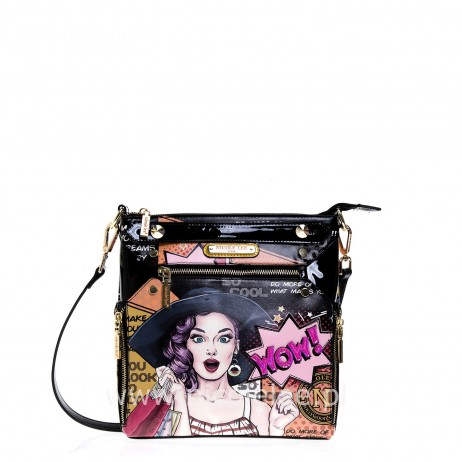 WOW! IT'S LUCY POP ART CROSSBODY