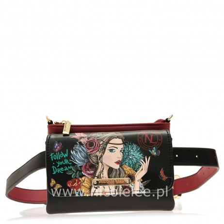 ANGELINA DUAL FEATURE FANNY PACK