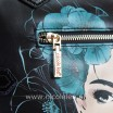 SENTIMENTAL SOPHIA KISSLOCK HANDBAG