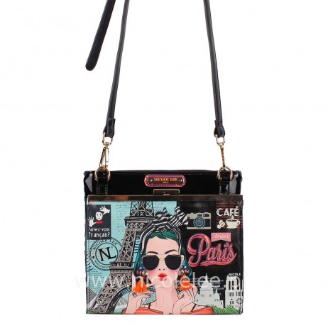 XOXO FROM PARIS CROSSBODY BAG