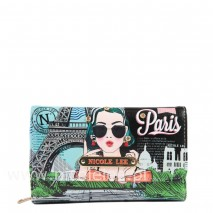 FASHION PRINT WALLET
