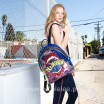MULTI COLOR SEQUINS BACKPACK