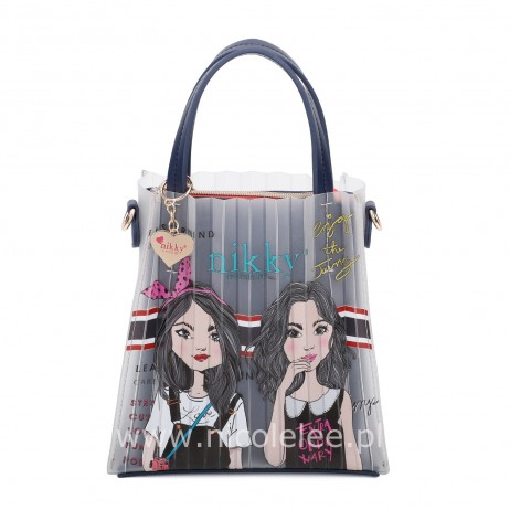 TWIN SISTER JELLY MINI HANDBAG