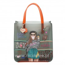 LOVE ME TENDER JELLY HANDBAG