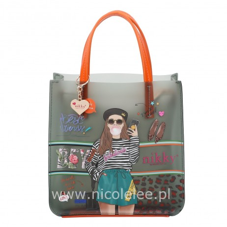 LOVE METENDER JELLY HANDBAG