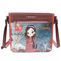 HAILEE DREAMS BIG CROSSBODY