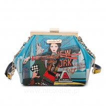 NEW YORK DRIVE FRAME CROSSBODY