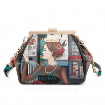 FALLING IN LOVE FRAME CROSSBODY