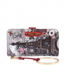 PARIS IN FALL WALLET