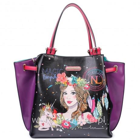 LOVE YOUR LOOK SHOPPER BAG