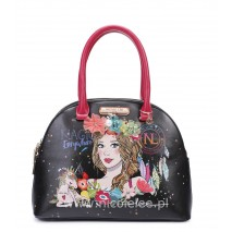 LOVE YOUR LOOK DOME HANDBAG
