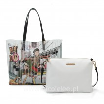 NEW YORK DRIVE JELLY HANDBAG