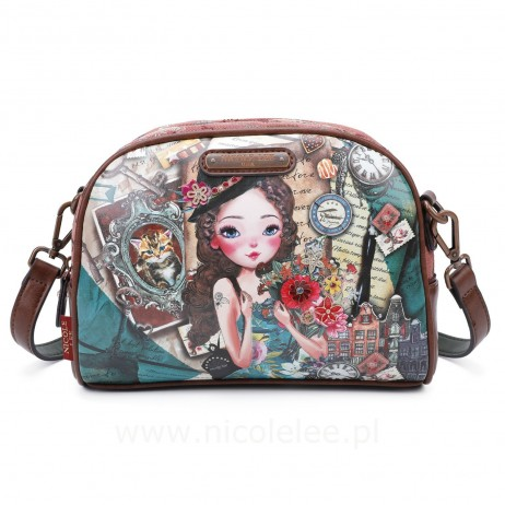 EMILY TRAVELS EUROPE CROSSBODY