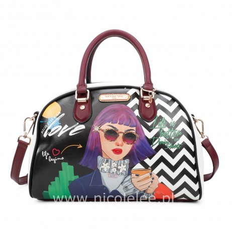 EVERYDAY IS MY DAY DOME BAG