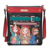 GIRLS WANT TO HAVE FUN CROSSBODY