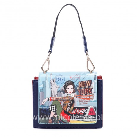 NEW YORK DRIVE SMALL CROSSBODY