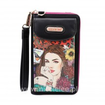 ATREVIDA CROSSBODY WALLET