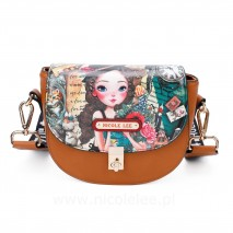 EMILY TRAVELS EUROPE MULTIPURPOSE CROSSBODY