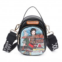 NEW YORK DRIVE MULTIPURPOSE CROSSBODY