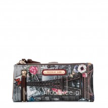 PARIS IN FALL SOFT WALLET