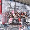 PARIS IN FALL BACKPACK