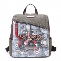 PARIS IN FALL BACKPACK