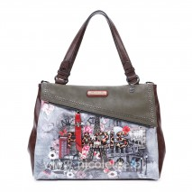 PARIS IN FALL HANDBAG