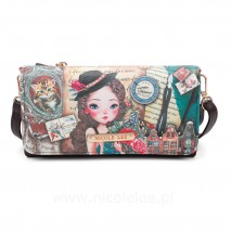 EMILY TRAVELS EUROPE MINI CROSSBODY