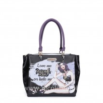 LOVE ME OR HATE ME HANDBAG
