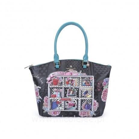 MY CLOSET BOSTON BAG
