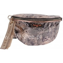 BRONZE METALLIC FANNY PACK