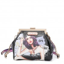 LOVE ME OR HATE ME FRAME CROSSBODY