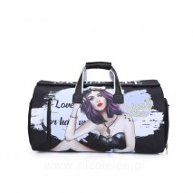 LOVE ME OR HATE ME GYM BAG
