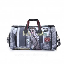 NEW YORK WALK GYM BAG