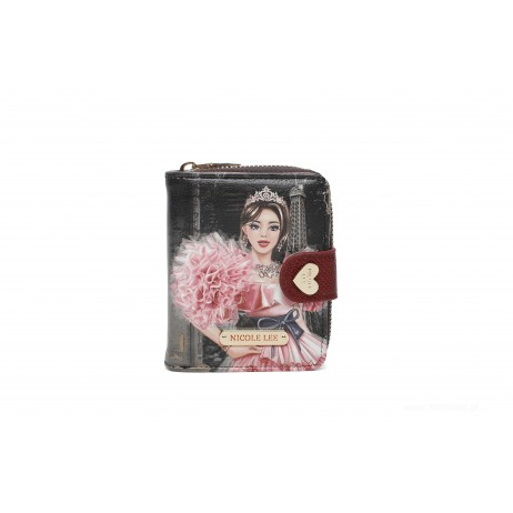 CRYSTAL PALACE COIN PURSE SMALL WALLET